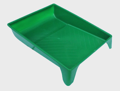 Plastic Paint Roller Tray