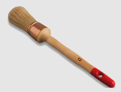 12 Round Paint Brush