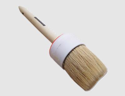 Bristle Round Paint Brush