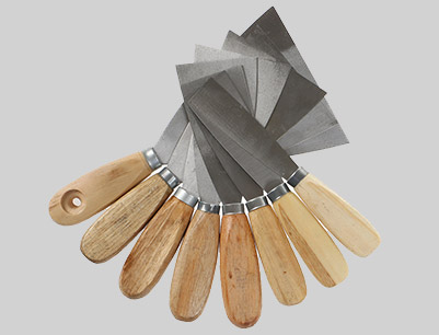 Carbon Steel Putty Knives