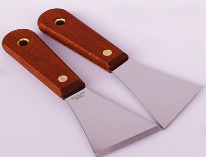 Stainless Steel Putty Knives