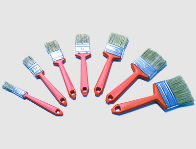 Latex Paints Bristle Paint Brush