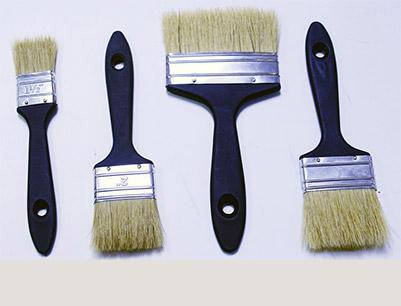 Chip Plastic Handle Paint Brush