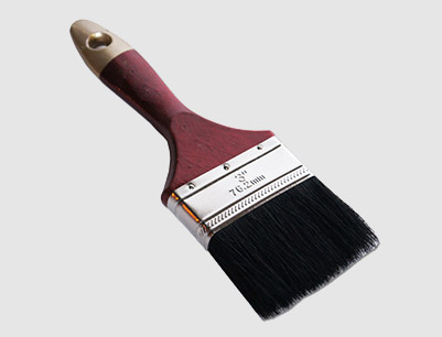 Polyester Mixed Bristle Paint Brush