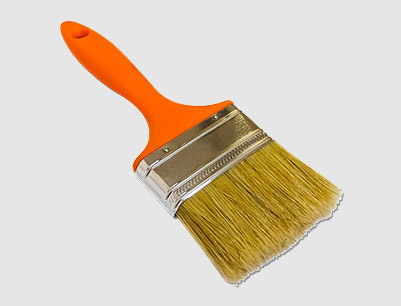 Hog's Bristle Paint Brush