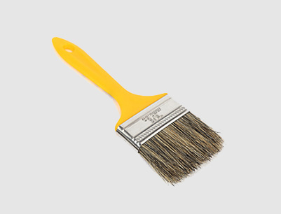 bristle brush for painting