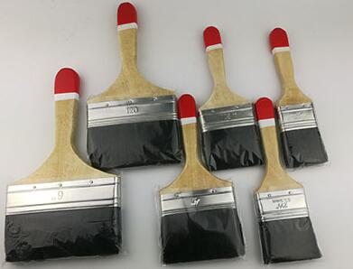 quality flat paint brush